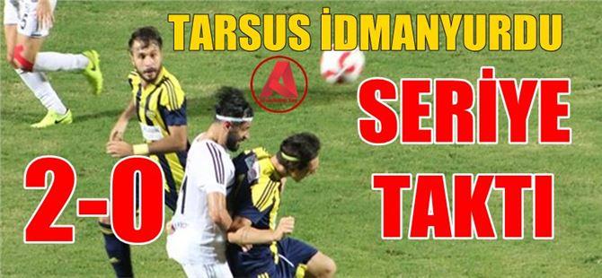 Tarsus İdmanyurdu 2-Aydınspor 1923 0