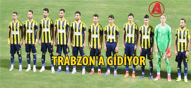 Seriye Takan Tarsus, Bugün Trabzon'a Gidiyor