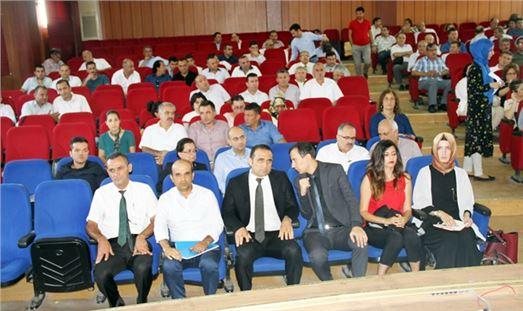Tarsus'ta Müdürler Kurulu Toplantısı
