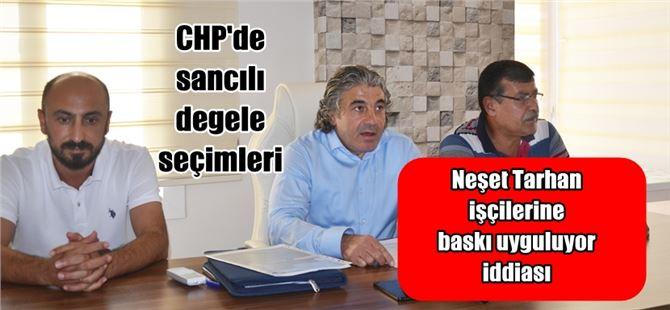 """Mezitli Belediye Meclis üyelerinden Belediye Başkanına """"Delege"""" Eleştirisi"""
