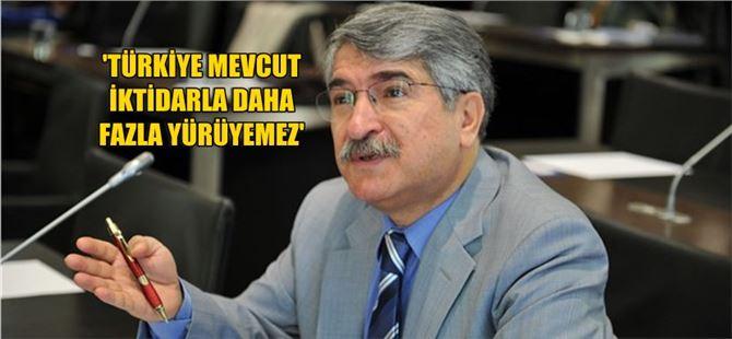 CHP'li Sağlar: Türkiye Mevcut İktidarla Daha Fazla Yürüyemez