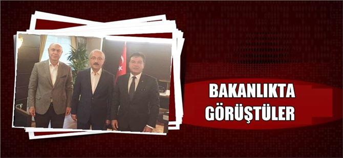 Tarsus Gıda OSB'ye Bakan Elvan'dan Finansal Destek