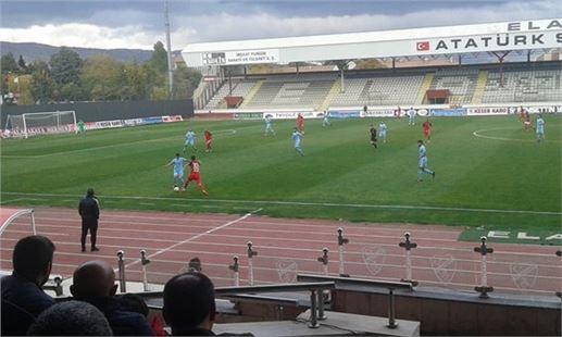 Tarsus, Dört Hafta Sonra Elazığ'da Güldü: 3-0