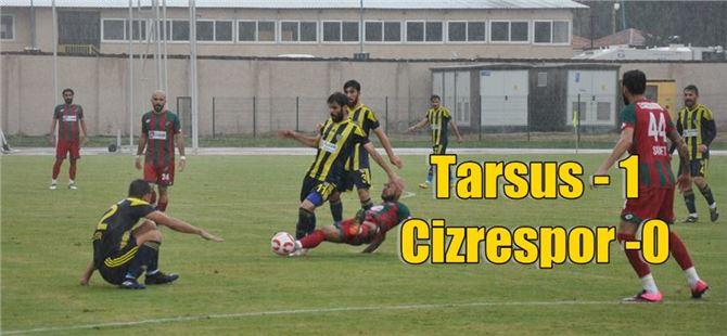 Tarsus İdmanyurdu 1-Cizrespor 0