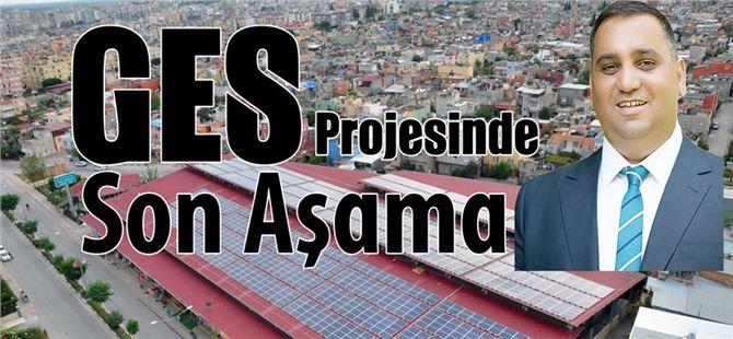 Tarsus'taki GES Projesinde Sona Doğru