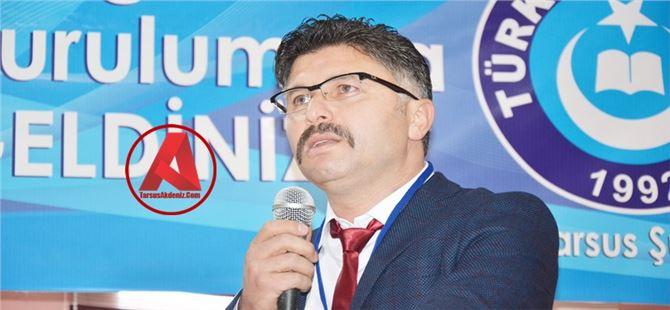 Tarsus Türk Eğitim-Sen'de Yaşar Yılmaz Dönemi