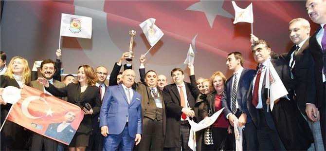 Tarsus Belediyesi'ne 'Mükemmellikte Süreklilik' Ödülü