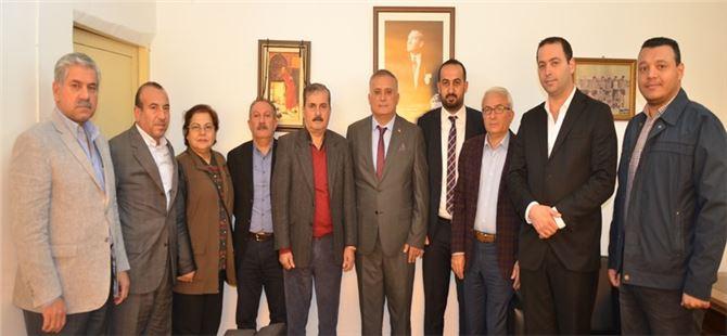 """CHP İlçe Başkanı Ali İlk: """"Kongre Sürecini Tamamladık; Seçimlere Hazırız"""""""