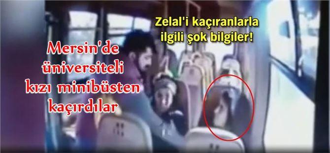 Mersin'de Üniversiteli Kız Minibüsten Zorla Kaçırıldı