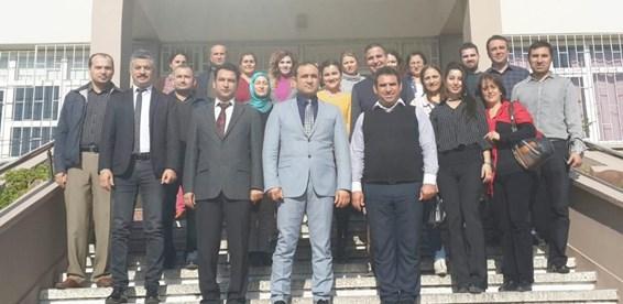"""Kalaycı: """"Türkiye Cumhuriyeti İstiklal Şuuruyla Yetişen Gençlere Emanet Edilmiştir"""""""