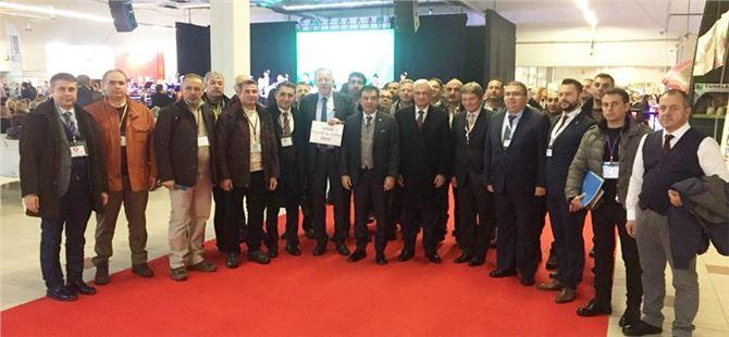 Tarsus TSO yöneticileri Polonya'da