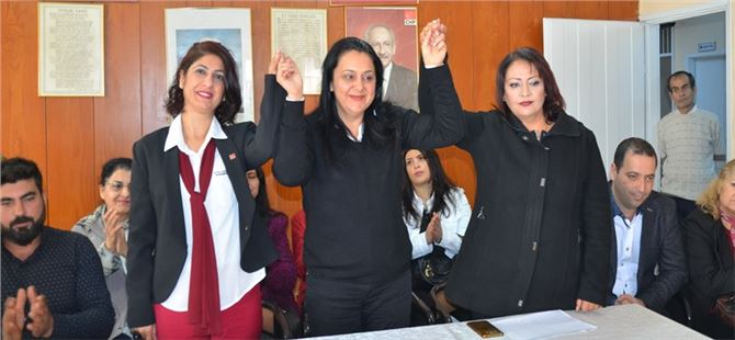 CHP İlçe Kadın Kolları Seçiminde İki Aday
