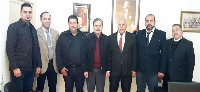 Başkan Kaplan Kiltaş'tan Ziyaret