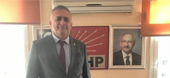 CHP İlçe Başkanı Ali İlk'ten yeni yıl mesajı