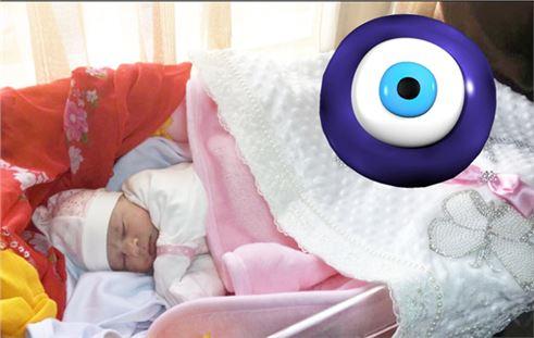 Elisa Umay Ulus bebek dünyaya gözlerini açtı