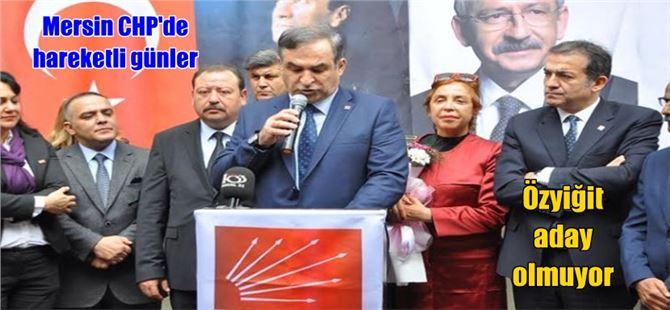 Serhat Servet Dövenci, CHP Mersin il başkanlığına aday oldu