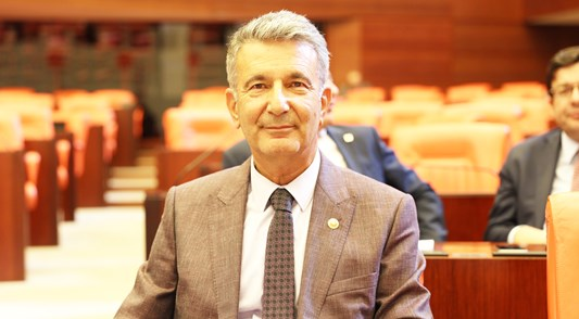 Serdal Kuyucuoğlu'ndan 3 Ocak Mesajı