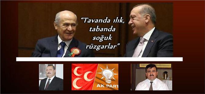 Tarsus'ta MHP-Ak Parti çatlağı!