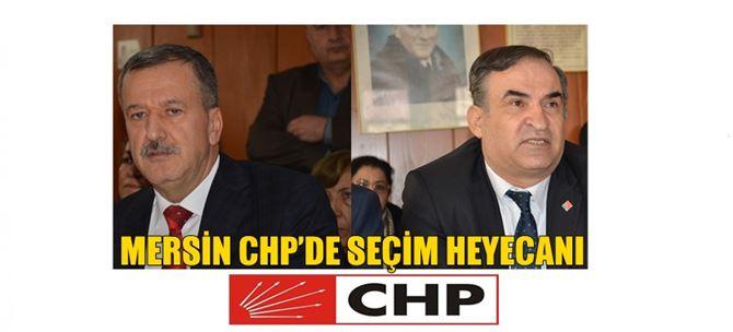 Mersin CHP'de Seçim Heyecanı