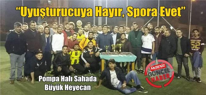 Korsanlar Grubu'ndan Anlamlı Futbol Turnuvası