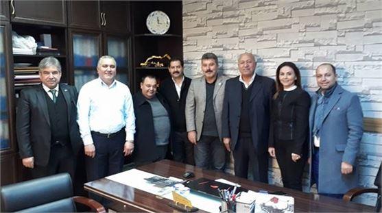 TASİAD Yönetimi Üye Ziyaretlerini Sürdürüyor