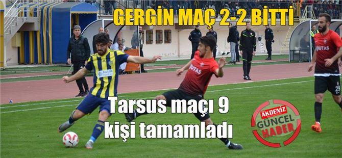Tarsus İdmanyurdu 2-Utaş Uşakspor 2