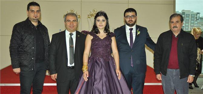 Funda ve Berkay evliliğe ilk adımı attı