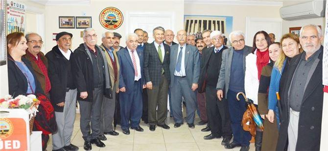 CHP'li Kuyucuoğlu, Emeklilerle Buluştu