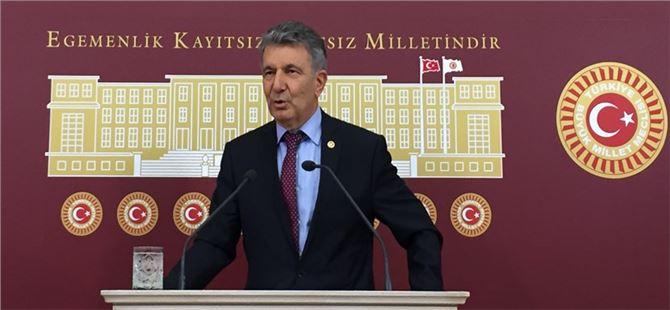 Mersin Milletvekili Kuyucuoğlu, devletin kiraladığı araçları ve binaları sordu