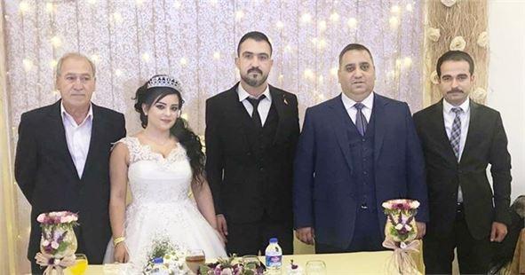 Cansu ve Ali Yaşamlarını Birleştirdi