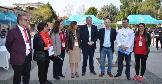 Tarsus'ta Yöresel Yemek Yarışması
