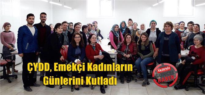 Tarsus ÇYDD, Emekçi Kadınların Günlerini Kutladı