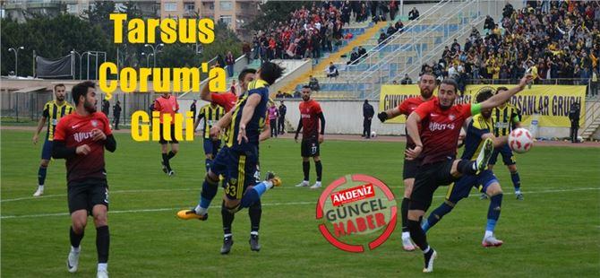 Tarsus İdmanyurdu, Çorum Belediyespor ile karşılaşacak