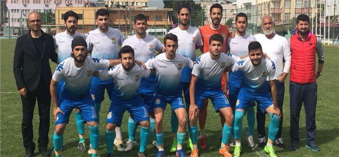 Tarsus Belediyespor,  Süper Amatör Ligi'ne Yükseldi