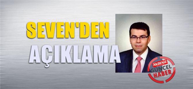 "Mehmet Yunus Seven, ""Vekilliğe aday değilim"""