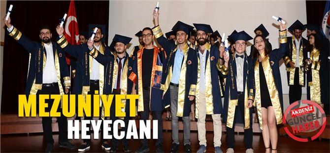 Mersin Üniversitesi, Tarsus mezunlarını uğurladı