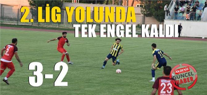 Tarsus İdmanyurdu 3- Elaziz Belediyespor 2