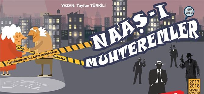 """""""Naaş-ı Muhteremler"""" Diyarbakırlı Seyircisi İle Buluşacak"""