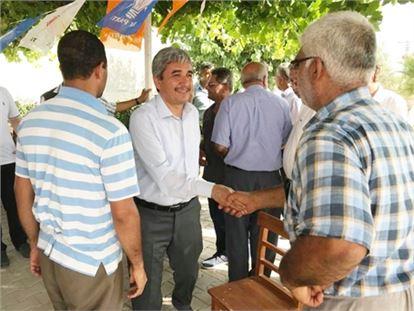 Ak Parti adayları çalışmalarına hız kesmeden devam ediyor