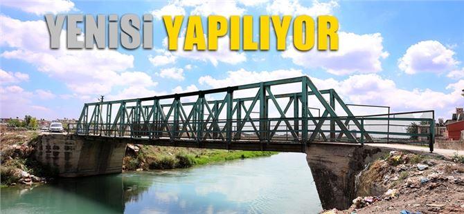 Tarsus'taki tarihi köprü emekli ediliyor!