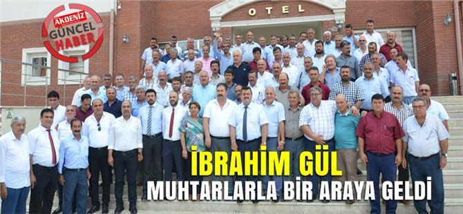 """""""Tarsus'u AK Belediyecilikle Buluşturmak İçin Gece-Gündüz Çalışıyoruz"""""""