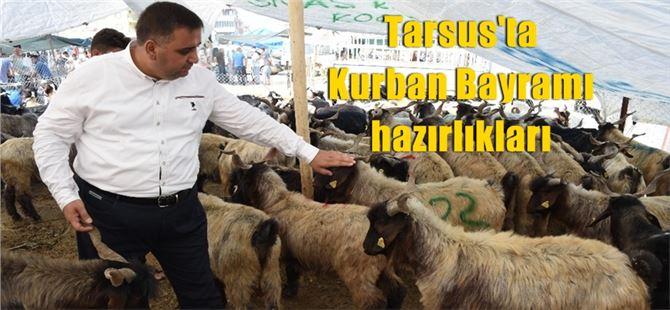 Tarsus'ta Kurbanlık Fiyatları ve Satış Yerleri Belli Oldu