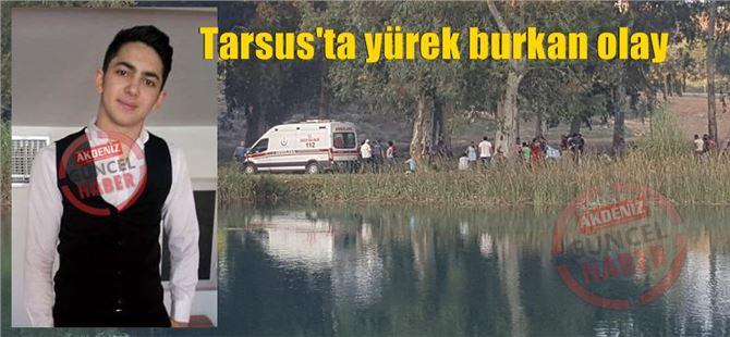 17 yaşındaki Mert, baraj mesire alanında boğuldu