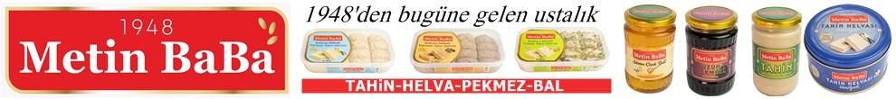 Metin Baba Helva Banner