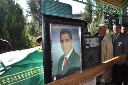 Selman Kakun Cenazesi