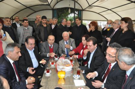 CHP Bülent Tezcan tarsus