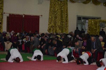 Tarsus'ta Birlik Cemi