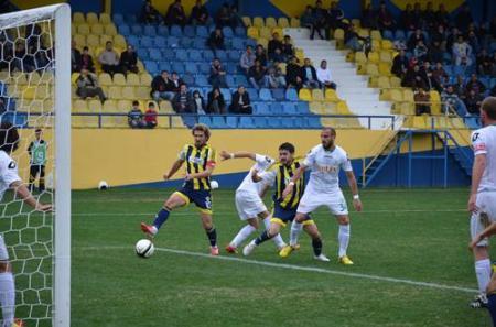 TİY-Giresunspor Maç