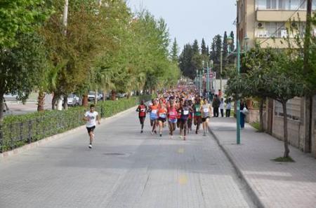 9. Tarsus Yarı maratonu Koşuldu