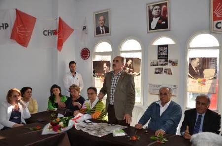Mehmet Özel-Yenice belde